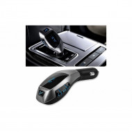 Modulator auto X7 cu USB si card microSD, distanta 3m, MP3
