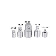 Set 5 piese adaptor chei tubulare