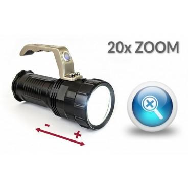 Lanterna cu LED X-Bal High Power 10000W