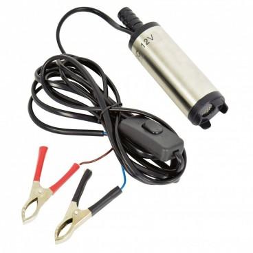 Pompa transfer combustibil electrica 12v profesionala submersibila