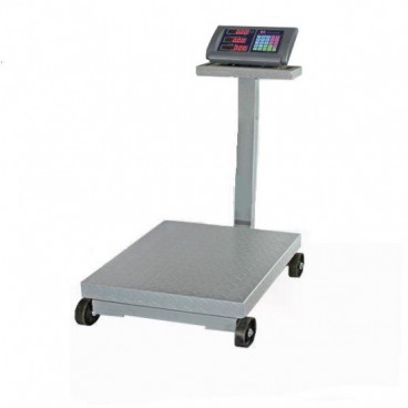 Cantar electronic cu platforma 80x60cm capacitate 1000 KG