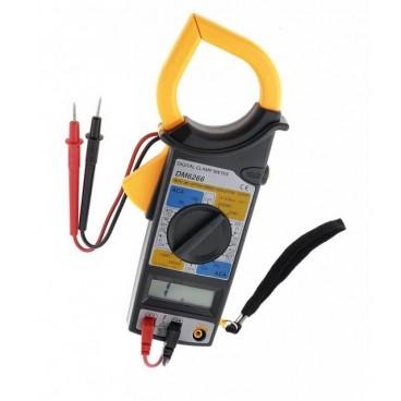 Clampmetru digital profesional cu afisaj LCD DM6266