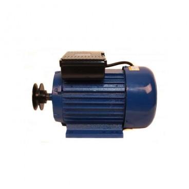 Motor electric monofazat asincron 1,1 kw 2800rpm