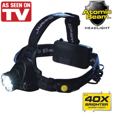 Lanterna frontala Atomic Beam 40X superluminoasa